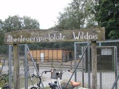 """Ausflug zum Abenteuerspielplatz """"Wildnis"""""""